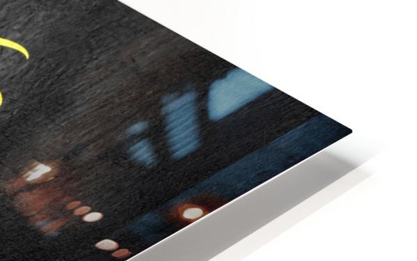 Wichita Kansas Skyline Wall Art HD Sublimation Metal print