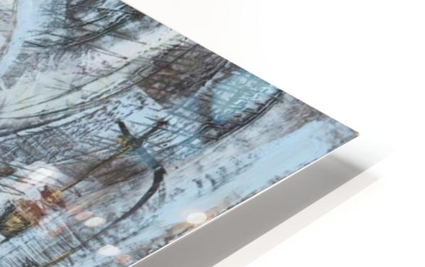 From the series of: Cities of the World HD Sublimation Metal print