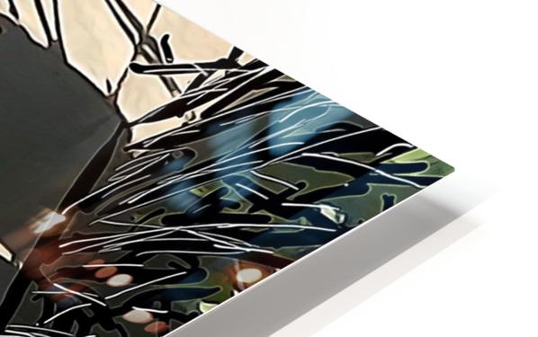 Kage Hikari HD Sublimation Metal print