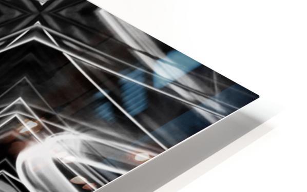 Digital art HD Sublimation Metal print
