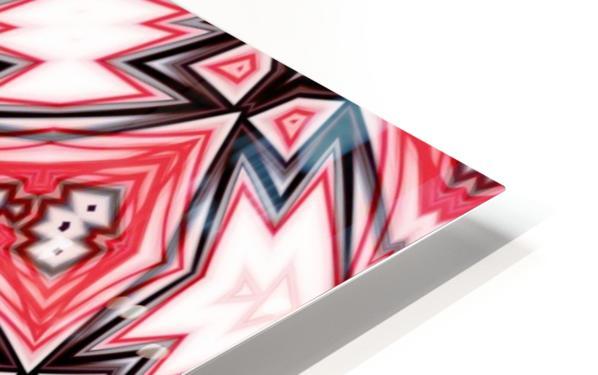 Abstract Art IV  HD Sublimation Metal print