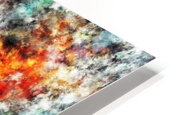 Afterburner HD Sublimation Metal print