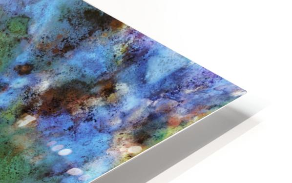 Audible water HD Sublimation Metal print