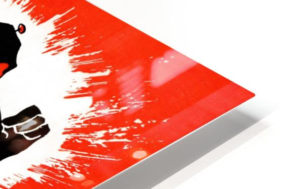hal decker artist baltimore orioles poster HD Sublimation Metal print