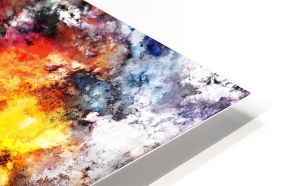 Devastator HD Sublimation Metal print