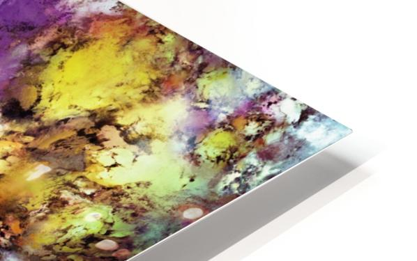 Dismantling the flowers HD Sublimation Metal print
