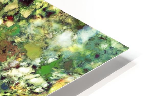 Existence HD Sublimation Metal print