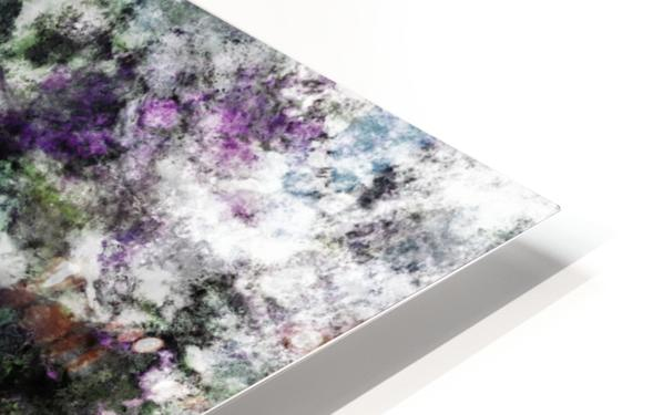 Frosty frosty HD Sublimation Metal print