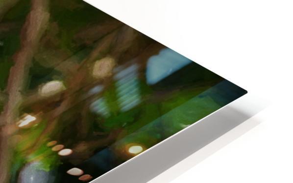 Toucan HD Sublimation Metal print