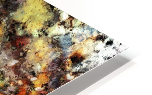 Leaning strata HD Sublimation Metal print