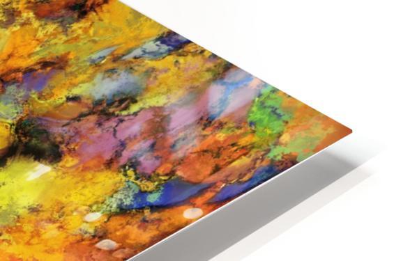 Landslip HD Sublimation Metal print