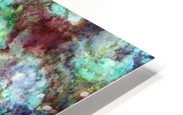 Mixed emotions HD Sublimation Metal print