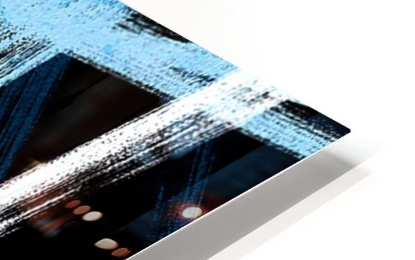 Frost HD Sublimation Metal print