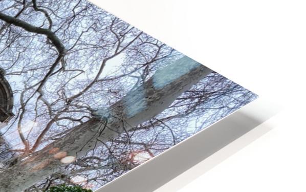 Chaises du Luxembourg   10 HD Sublimation Metal print