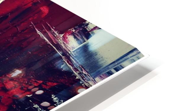 reinventing cassiopeia HD Sublimation Metal print