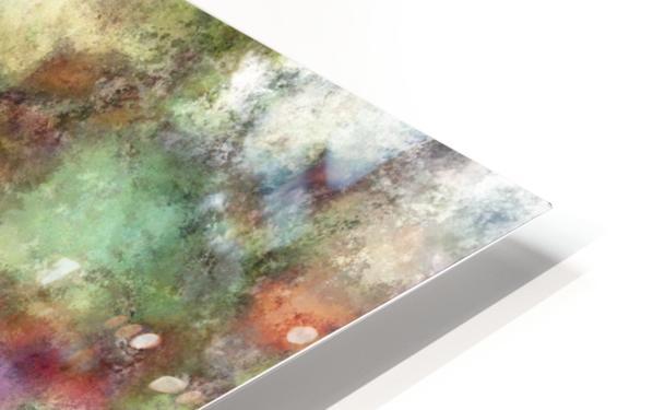Outcrop HD Sublimation Metal print