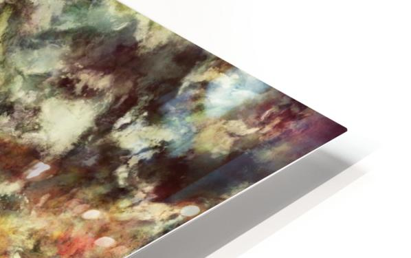 Picking up the fragments HD Sublimation Metal print