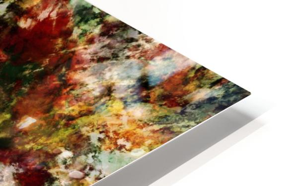 Push HD Sublimation Metal print