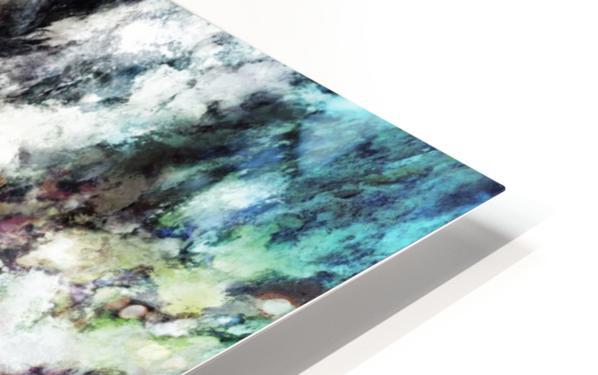 Rattle HD Sublimation Metal print