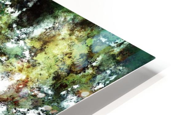 Ramble HD Sublimation Metal print