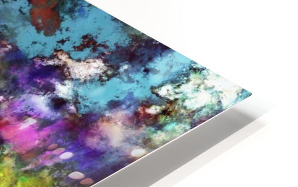 Ridge HD Sublimation Metal print