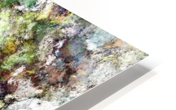 Scratching the surface HD Sublimation Metal print