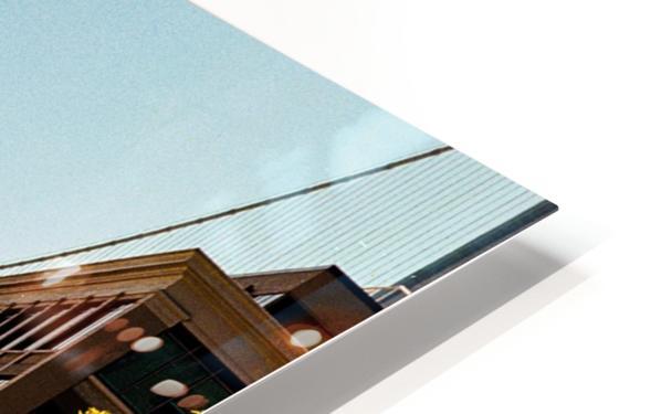 Spear Street Impression de sublimation métal HD