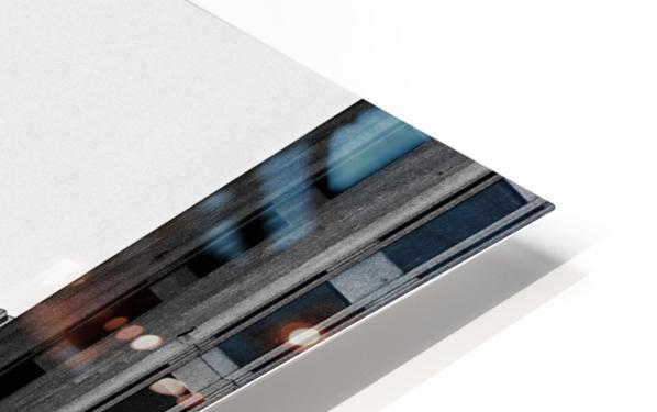 Vanishing Tower HD Sublimation Metal print