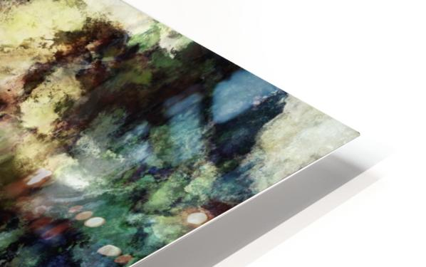 Silent erosion HD Sublimation Metal print