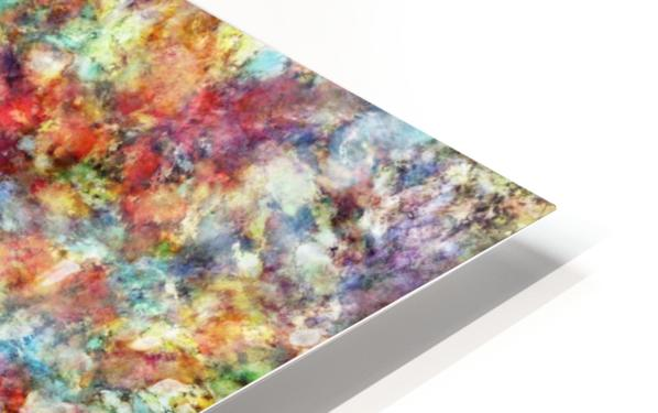 Simmer HD Sublimation Metal print