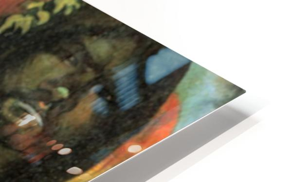 Hina Tefatau by Gauguin HD Sublimation Metal print