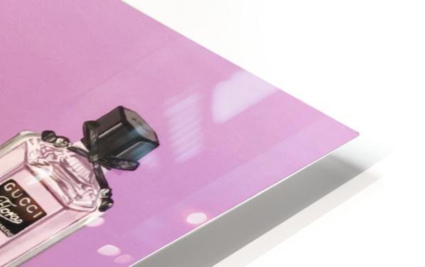 Soy Parfum HD Sublimation Metal print