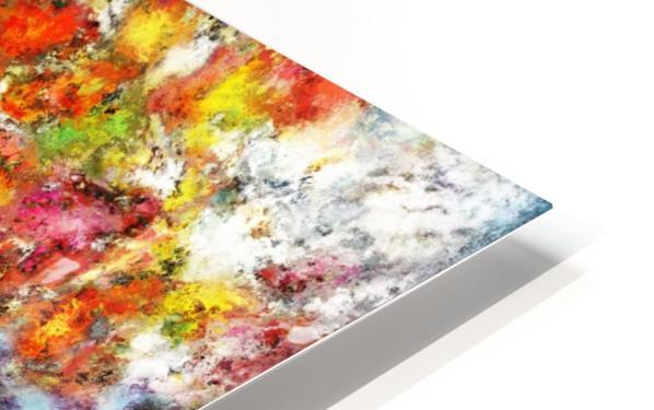 Spangle HD Sublimation Metal print