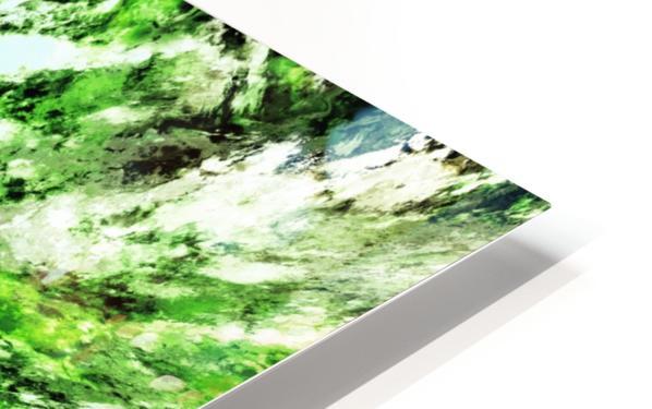 Splash HD Sublimation Metal print
