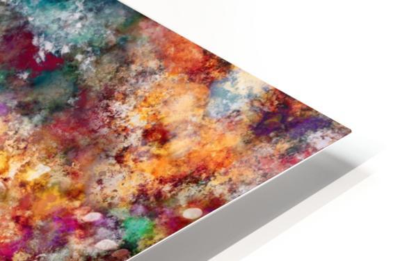 Tangle HD Sublimation Metal print