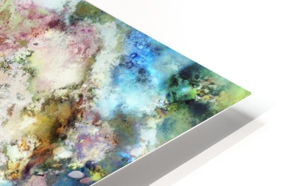 Terrain HD Sublimation Metal print