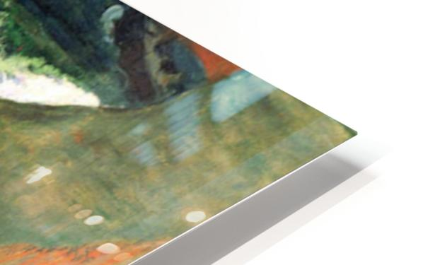 Hover Above the Abyss by Gauguin HD Sublimation Metal print