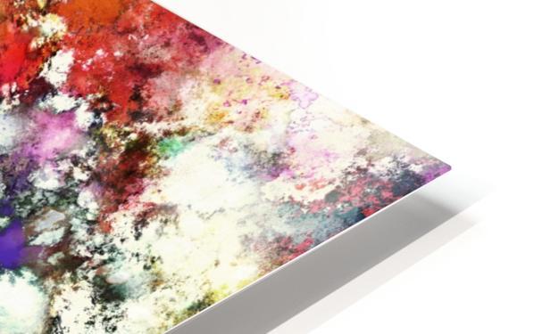 The taste HD Sublimation Metal print