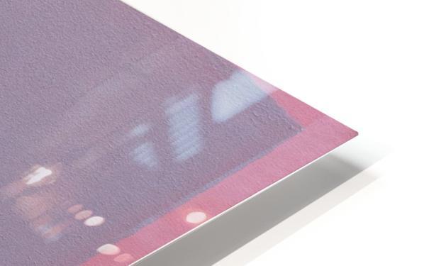 Below the Sun HD Sublimation Metal print