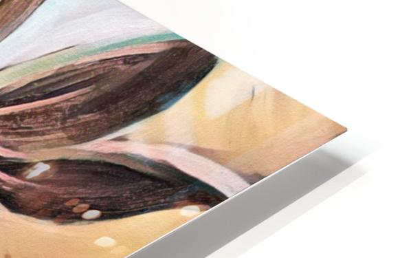 Magnolias  HD Sublimation Metal print