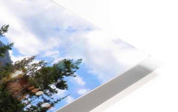 Boulder Island Respite 1 HD Sublimation Metal print