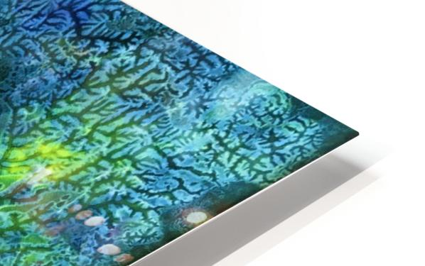 The Reef HD Sublimation Metal print