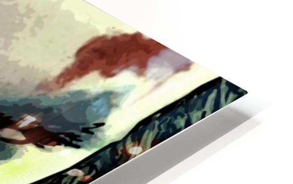 JOKER Joaquin Phoenix HD Sublimation Metal print