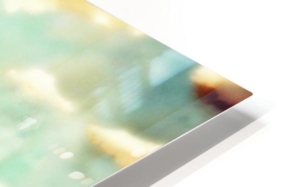 Spacetime Phone Box RLM Impression de sublimation métal HD