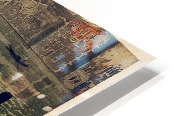 Marmortrappen HD Sublimation Metal print