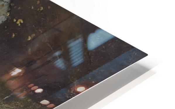 Cinque del mattino HD Sublimation Metal print