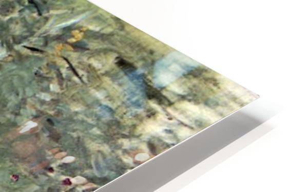 Julie Manet by Morisot HD Sublimation Metal print