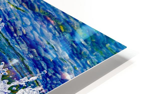 Millennium Splash HD Sublimation Metal print