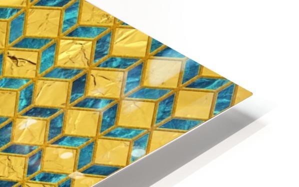 Geometric  XXXXX  HD Sublimation Metal print