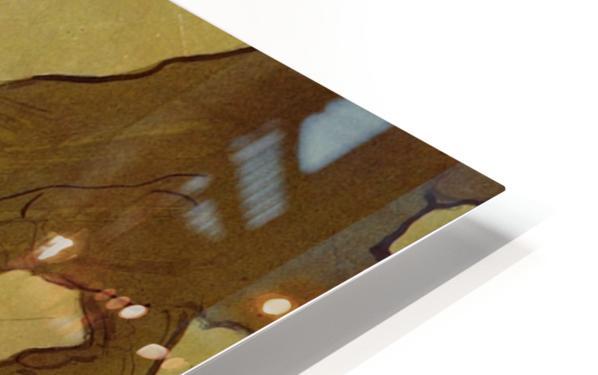 La Gitane de Rechepin by Toulouse-Lautrec HD Sublimation Metal print